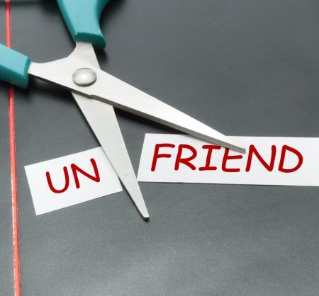 prefix: conceptual image on friend