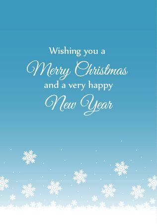 year greetings: Christmas and New Year Greetings