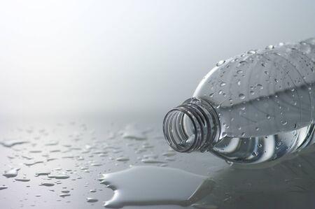 Spill a bottle
