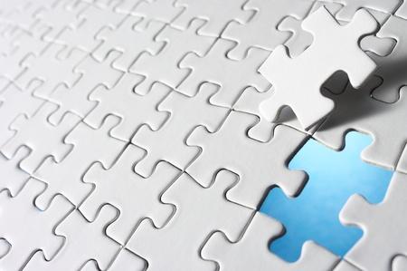 직소 퍼즐의 마지막 조각