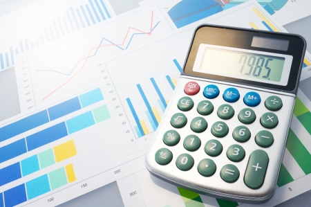 グラフや計算分析財政