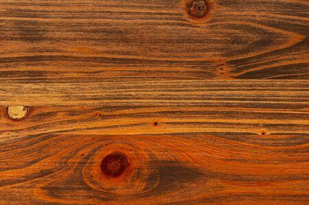 Closeup of old wood grain. Vintage wood texture background. Horizontal grain.