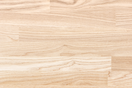 Hardwood texture background. Closeup of wood board. Horizontal grain.