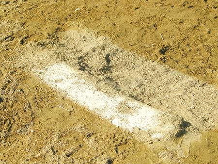 pitchers mound: baseball field pitchers mound