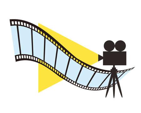 illustration of the movie
