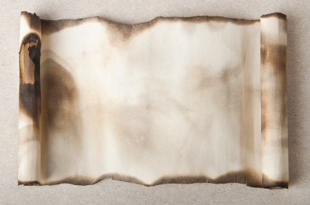 ancient scroll: old scroll