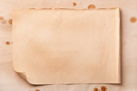 old paper Stock Photo - 15687490