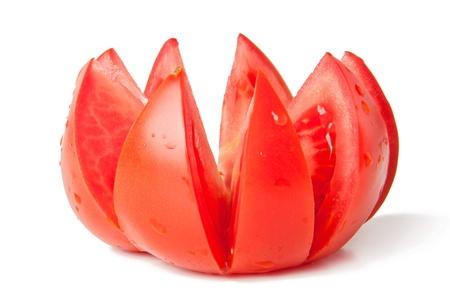fresh tomato photo