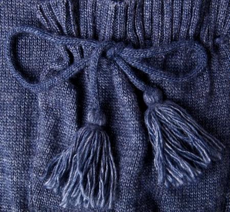 purl: background fabric knitting machine Stock Photo
