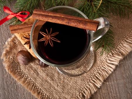 Christmas mulled wine Stock Photo - 16339146