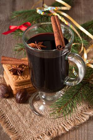 Christmas mulled wine Stock Photo - 16339145