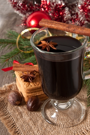 Christmas mulled wine Stock Photo - 16499003