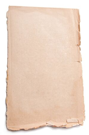 Old paper Stock Photo - 16996235