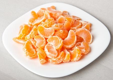 foodstill: slices of mandarin