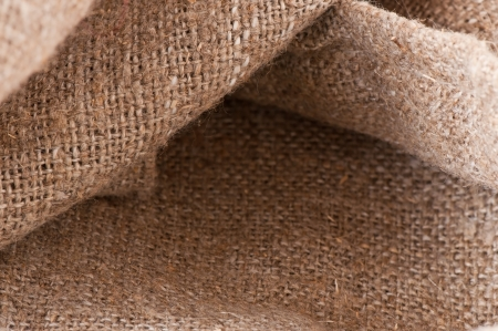 burlap background: background of old cloth
