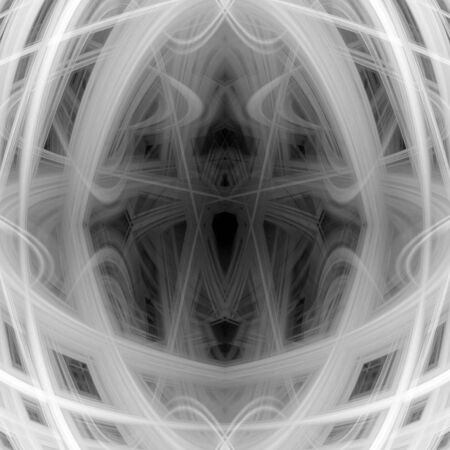 abstract fractal magic background and texture