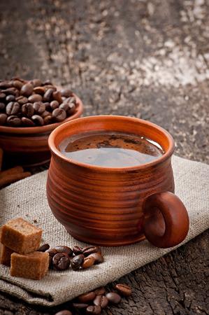 breakfast coffee photo