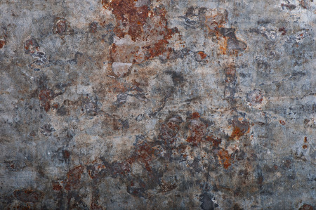 Texture of an old iron background.