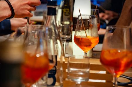 A Spritz Veneziano Imagens