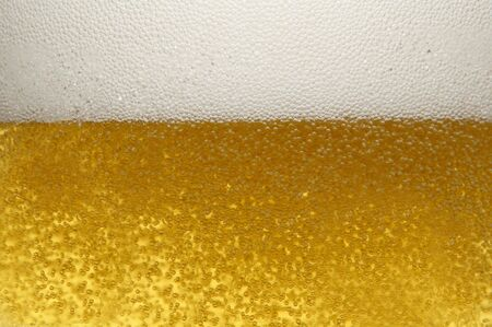 mug with beer close up Stock Photo - 5705053