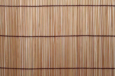 Matte: Der Bambus Placemat Hintergrund hautnah