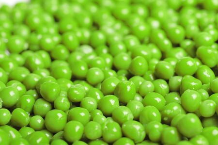 conserved: Background of conserved green peas