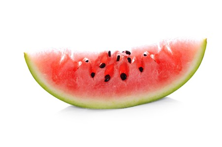 fresh sliced watermelon close up Stock Photo - 7515430