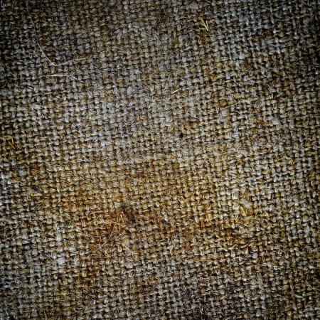 burlap of sacking texture, background photo