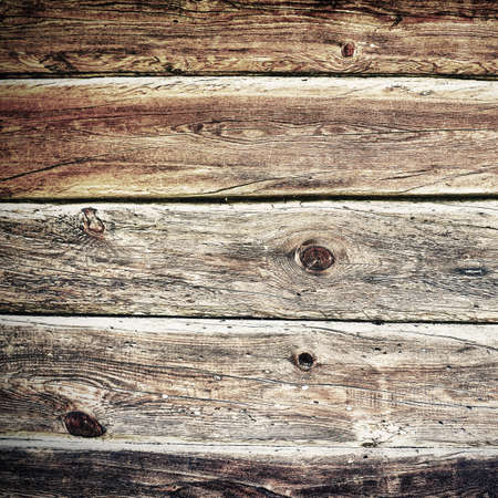 Brown wooden wall textured background photo