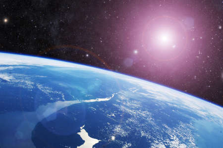 nasa: planet earth Elements of this image furnished by NASA Stock Photo