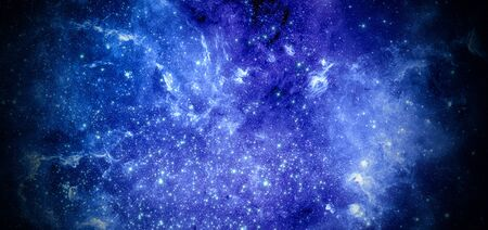night view: image of Universe