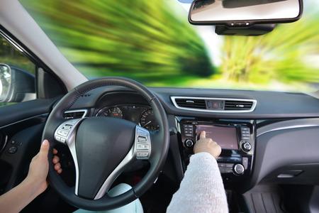 equipo de sonido: volante y otros dispositivos de coche