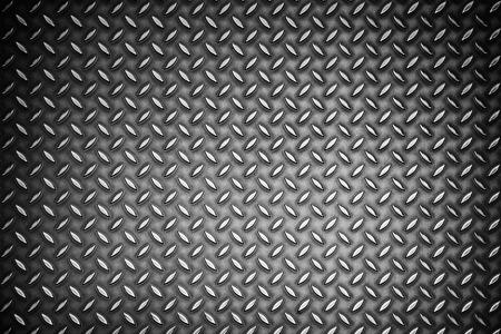 diamondplate: background texture of metal plate sheet
