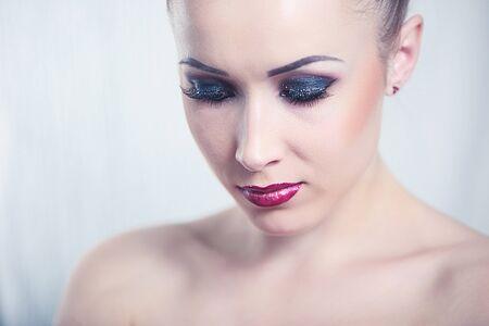 portret: Make-up portret