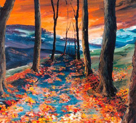 Autumn - I am author of this image photo