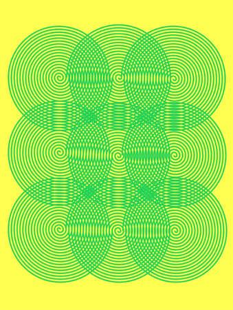 designe: Ornate circle designe