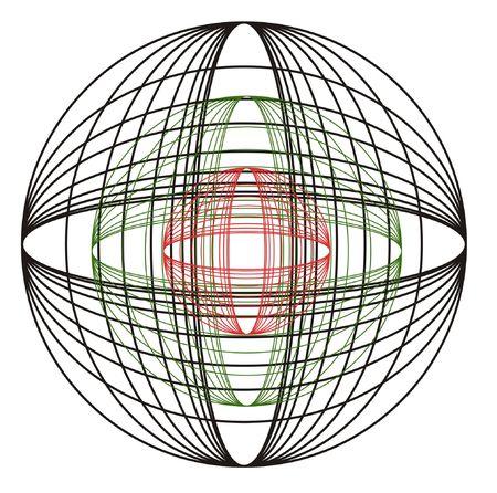 designe: Circle ornate designe