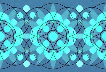 bout: Espiral resumen ornamentada c�rculo de los or�genes