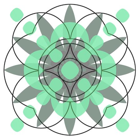 designe: Circle designe ornate