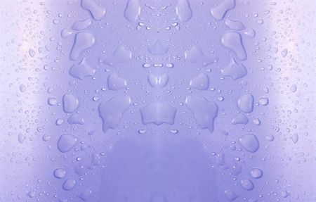 raytracing: Drop texture backgrounds Stock Photo