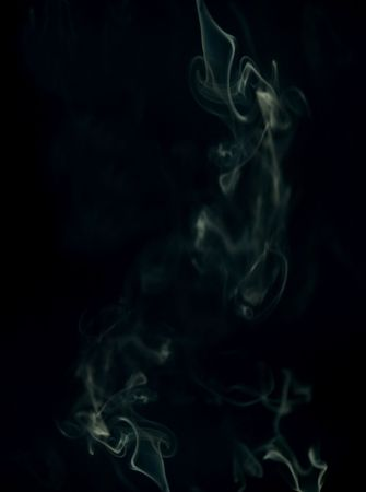grayness: Abstract pattern smoke backgrounds on dark backgrounds