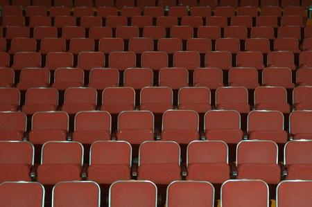 Empty opera, cinema, musical or theatre seats Stock Photo - 9027233