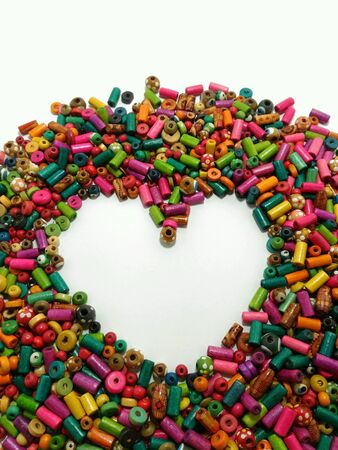 beads: Colorful of beads
