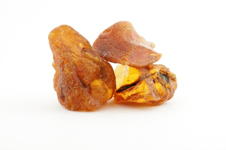 calcification: The raw amber from coast of the Baltic sea of the Kaliningrad area