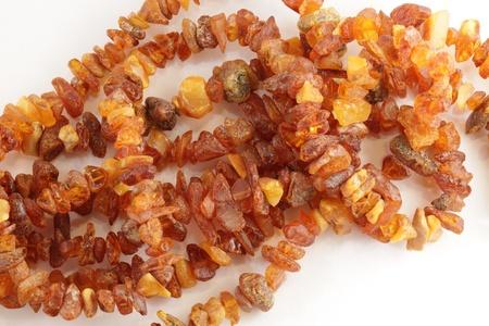 rosin: The raw amber from coast of the Baltic sea of the Kaliningrad area