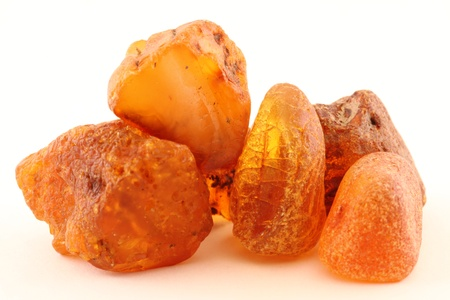 rosin: The raw amber from coast of the Baltic sea of the Kaliningrad area