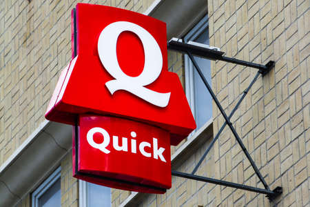 Quick is a fast food chain created in Belgium in 1971 which was established in France in 1980. A competitor of McDonald's. The company is replaced by Burger King in Belgium