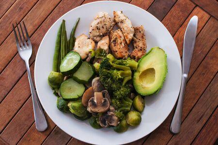 alimentacion sana: La comida sana