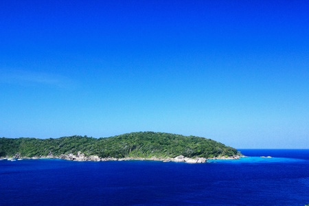Similan Island, Thailand photo