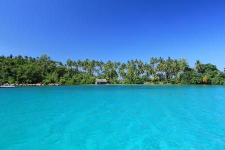 Kood Island in Thailand